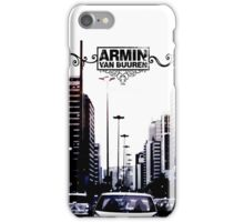 ARMIN VAN BUUREN iPhone Case/Skin