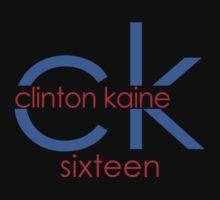 Clinton Kaine 2016 One Piece - Short Sleeve