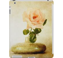 Vintage Rose - JUSTART © iPad Case/Skin