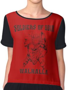 Soldiers of Odin Chiffon Top