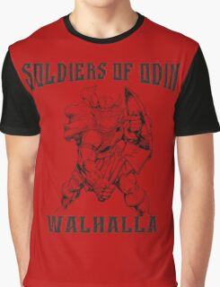Soldiers of Odin Graphic T-Shirt