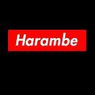 Harambe Vintage by orlandflux