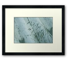 Almost Touching your Soul  - JUSTART © Framed Print