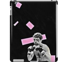 Black and Pink iPad Case/Skin