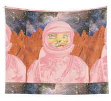 Home Sick Wall Tapestry