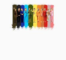 Hilary's Rainbow Color Pantsuit Unisex T-Shirt