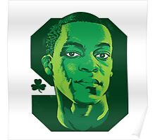 ROJON RONDO IS GREEN Poster