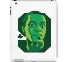 ROJON RONDO IS GREEN iPad Case/Skin