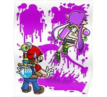 Super Mess - (Purple) Poster