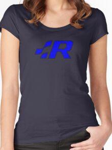 Golf R Sport Logo Women's Fitted Scoop T-Shirt