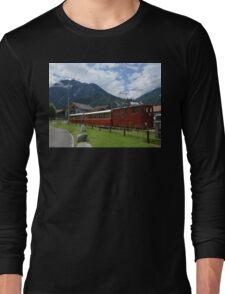 Swiss Mountain Railway Long Sleeve T-Shirt