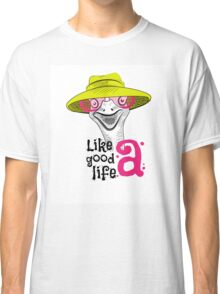 head ostrich good life Classic T-Shirt