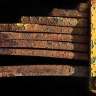 Abstract ... Auto Springs #01 by Malcolm Heberle