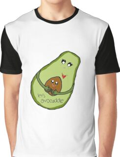 Let's Avocuddle Graphic T-Shirt