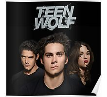 Teen Wolf Cover Poster