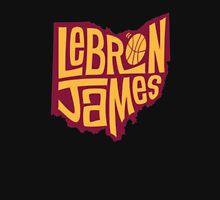 lebron the king james Unisex T-Shirt