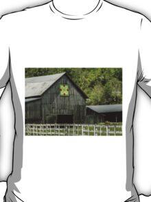 Kentucky Barn Quilt - 3 T-Shirt