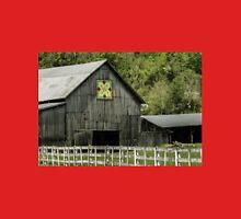 Kentucky Barn Quilt - 3 Unisex T-Shirt