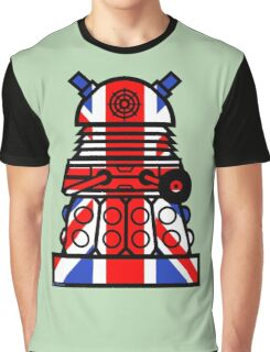 Dr Who - Jack Dalek Tee Graphic T-Shirt