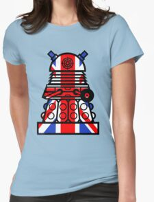 Dr Who - Jack Dalek Tee Womens Fitted T-Shirt