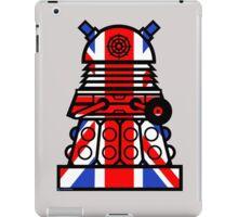 Dr Who - Jack Dalek Tee iPad Case/Skin