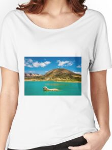 Emerging rock at Amadorio Women's Relaxed Fit T-Shirt
