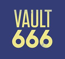 Vault 666 - The Most Metal Vault In All The Wasteland Unisex T-Shirt
