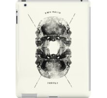 Double-Faced People iPad Case/Skin