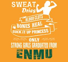 Girls Graduated from Enmu Unisex T-Shirt