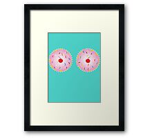 Katy Perry Cupcakes Framed Print