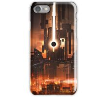 Shadow City iPhone Case/Skin