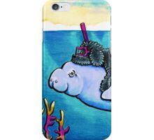 Water Babies iPhone Case/Skin