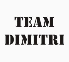 Team Dimitri - Vampire Academy One Piece - Long Sleeve