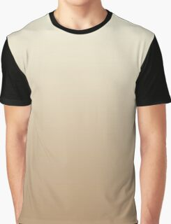 Vanilla / Ice Coffee Gradient Colors  Graphic T-Shirt