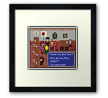 How I Met Your Mother: The Game Framed Print