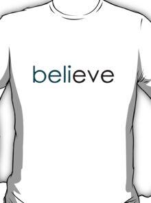 Believe Sharks T-Shirt