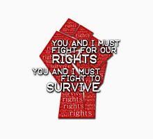 Knights of Cydonia fight Unisex T-Shirt