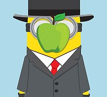Magritte Minion by kridel