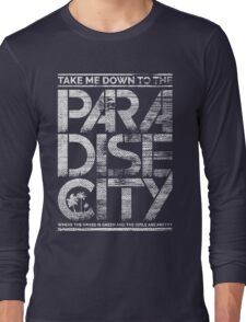 Paradise City Long Sleeve T-Shirt