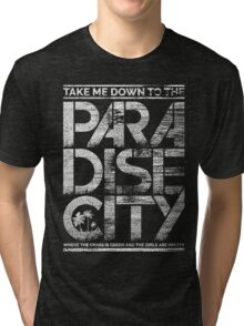 Paradise City Tri-blend T-Shirt