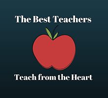 The Best Teachers by choatically