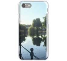 Liable to Flooding iPhone Case/Skin