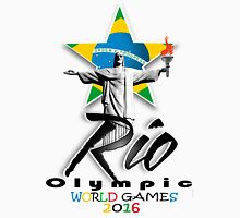rio olympics Womens Fitted T-Shirt