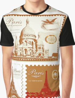 France Graphic T-Shirt