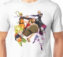 Composition anime2! Unisex T-Shirt