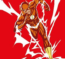 The Flash by Rizwan Mahmood