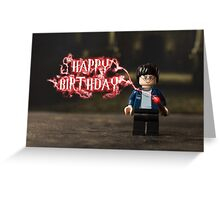 Harry Potter themed Birthday Card Greeting Card