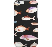 Patterns Everyday_ fish iPhone Case/Skin