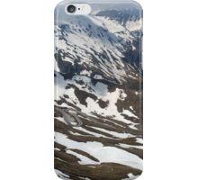 The Grossglockner Alpine Road 2 iPhone Case/Skin