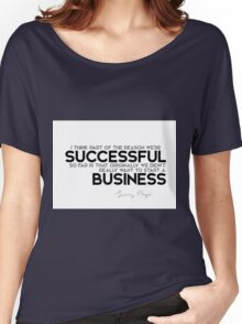 successful business - larry page Women's Relaxed Fit T-Shirt